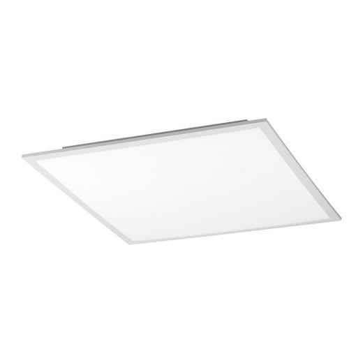 LED STROPNÍ SVÍTIDLO - bílá, Design, kov (62/62cm) - Novel