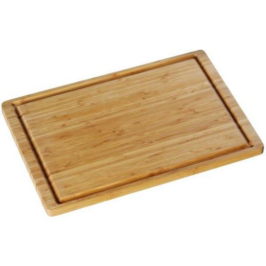 SCHNEIDEBRETT Holz - Naturfarben, Basics, Holz (30/45cm) - WMF