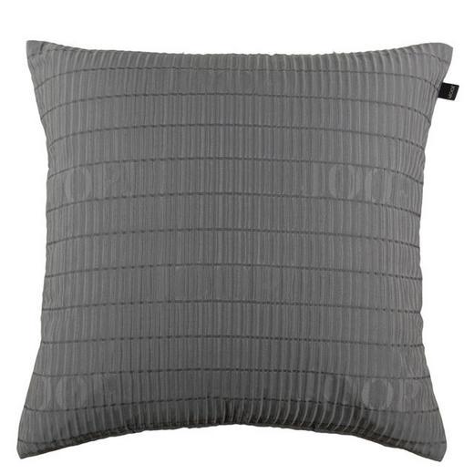 KISSENHÜLLE Grau 40/40 cm - Grau, Basics, Textil (40/40cm) - JOOP!