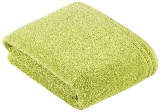 OSUŠKA - světle zelená, Basics, textilie (100/150/cm) - Vossen