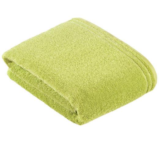 OSUŠKA - světle zelená, Basics, textilie (100/150cm) - Vossen