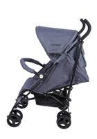 Buggy Madrid  Blau, Grau - Blau/Schwarz, Basics, Textil/Metall (80,5/47,5/106,5cm) - MY BABY LOU