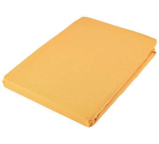 SPANNLEINTUCH 90/190 cm  - Orange, Basics, Textil (90/190cm) - Fussenegger