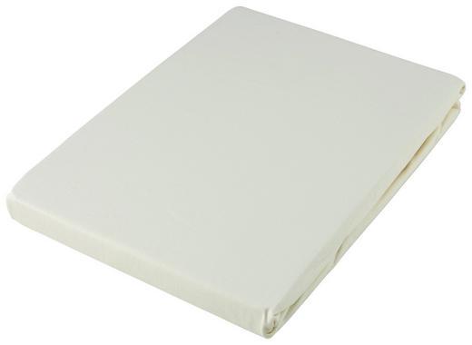 SPANNLEINTUCH 180/200 cm - Creme, Basics, Textil (180/200cm) - Fussenegger