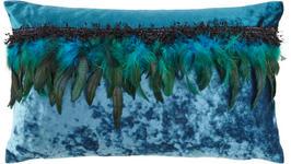 ZIERKISSEN 30/50 cm - Grün, Design, Textil (30/50cm) - Ambiente