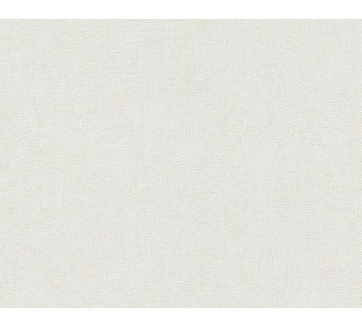 VLIESTAPETE 10,05 m  - Beige/Creme, Basics, Textil (53/1005cm)