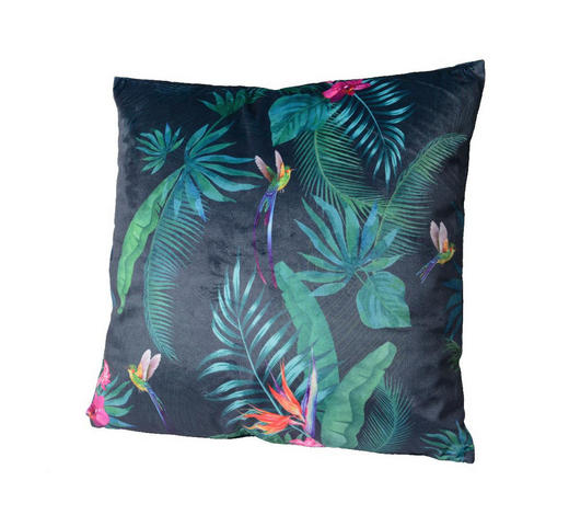 ZIERKISSEN  - Multicolor, Trend, Textil (45cm)