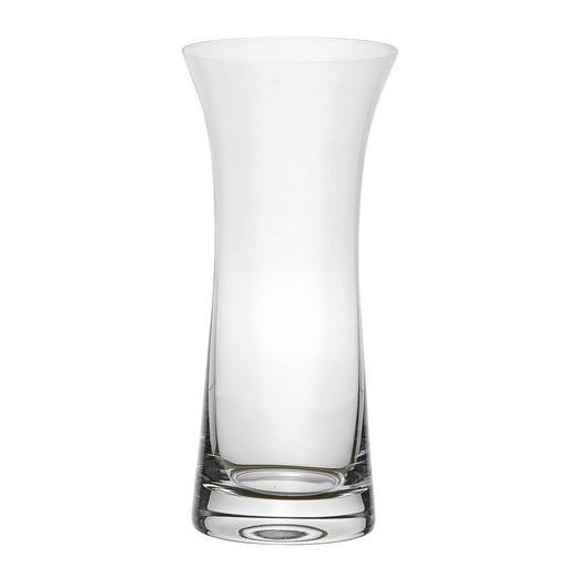 VASE - Klar, Basics, Glas (23,0cm) - Bohemia