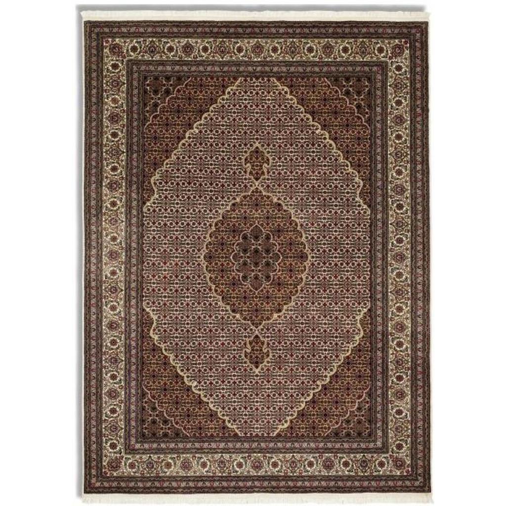 Esposa Orientteppich , Creme , Textil , Bordüre , rechteckig , 90 cm , Care & Fair , für Fußbodenheizung geeignet, in verschiedenen Größen erhältlich , Teppiche & Böden, Teppiche, Orientteppiche