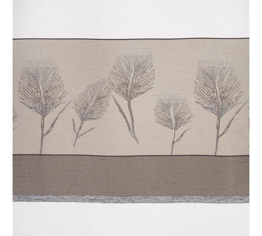 DEKOSTOFF per lfm blickdicht - Beige/Braun, KONVENTIONELL, Textil (140cm) - Esposa