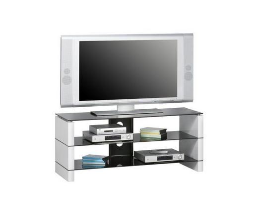 Tv Rack Glas Schwarz Weiß Online Kaufen Xxxlutz