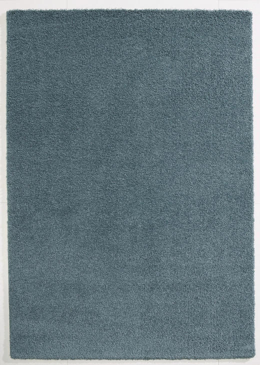 WEBTEPPICH  120/170 cm  Blau - Blau, Basics, Textil (120/170cm) - Novel