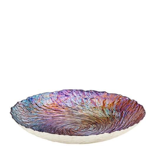 SCHALE Glas - Multicolor, Basics, Glas (39/7cm) - Ambia Home