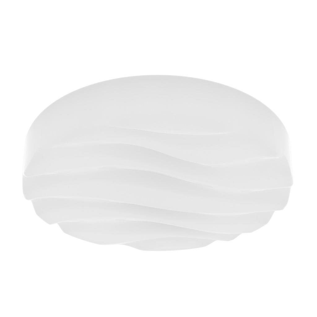 STROPNÍ LED SVÍTIDLO, 50/9 cm - bílá
