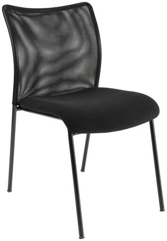 ŽIDLE - černá, Konvenční, kov (54/82/54cm)