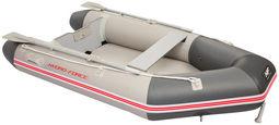 SCHLAUCHBOOT 65047 CASPIAN PRO - Rot/Weiß, Basics, Kunststoff/Metall (280/152/42cm) - Bestway