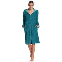 9b772cffd0518a BADEMANTEL XL - Türkis, Basics, Textil (XL null) - Vossen