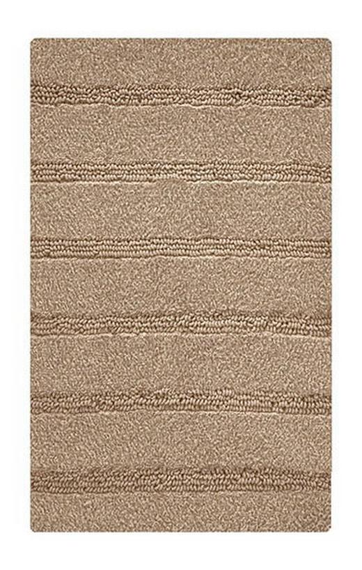 BADTEPPICH  Kaschmir  60/100 cm - Kaschmir, Basics, Kunststoff/Textil (60/100cm) - Kleine Wolke