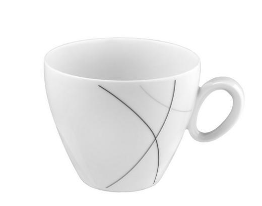 KAFFEETASSE - Weiß, Basics (0,23l) - Seltmann Weiden