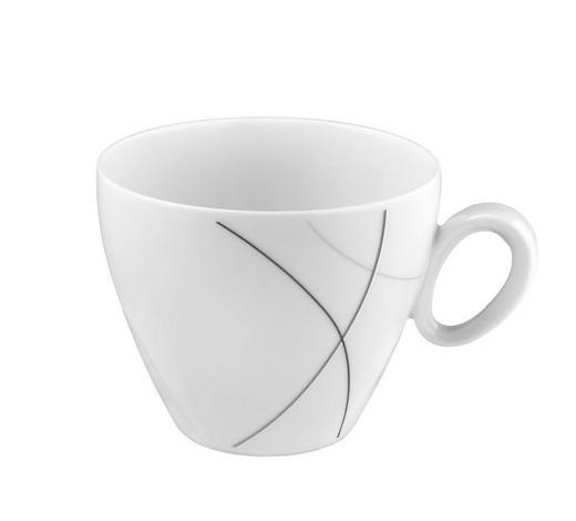 ŠÁLEK NA KÁVU, porcelán,  - bílá, Basics, keramika (0,23l) - Seltmann Weiden