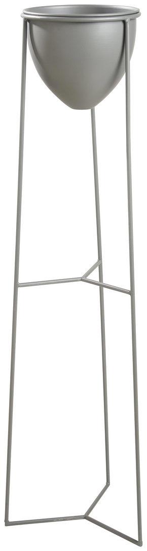 KRUKA - grå, Design, metall (28,5/100/27,5cm) - Ambia Home