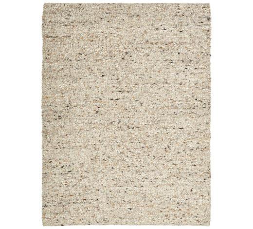 Handwebteppich 90/160 cm  - Natur, Textil (90/160cm) - Linea Natura
