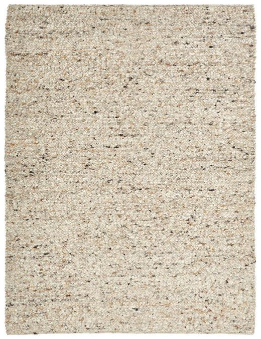 Handwebteppich 130/190 cm - Naturfarben, Natur, Textil (130/190cm) - Linea Natura