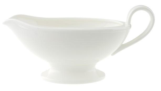 SAUCIERE Bone China - Weiß, Basics (0,45l) - VILLEROY & BOCH