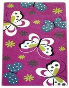 DJEČJI TEPIH - pink, Basics, tekstil (160/230cm) - Boxxx