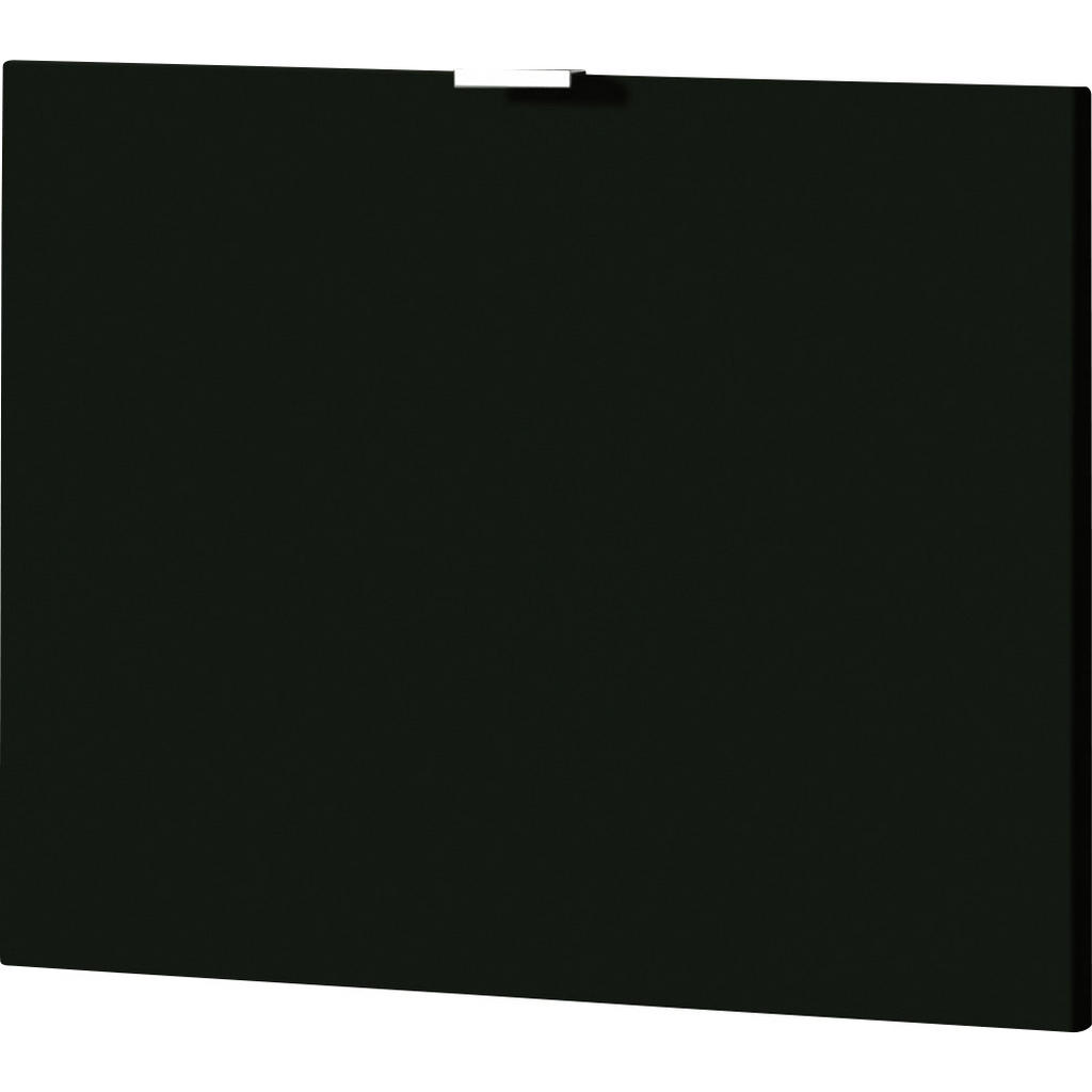 Xora Klappe 52/42/2 cm schwarz