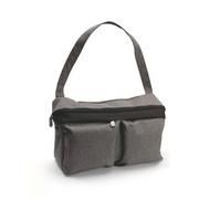 KINDERWAGENAUSSTATTUNG - Grau, Design, Textil (35/11/28,5cm) - Bugaboo