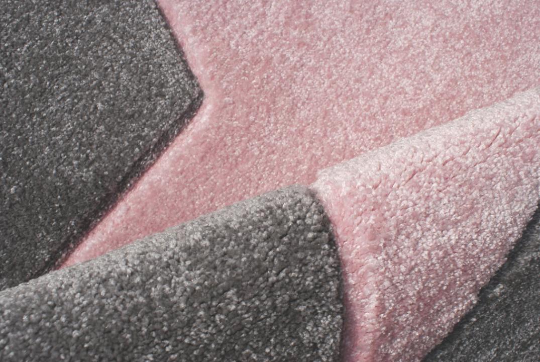 KINDERTEPPICH  Silberfarben  100/160 cm - Silberfarben, Textil (100/160cm)