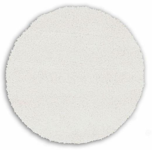 HOCHFLORTEPPICH   gewebt  Weiß - Weiß, LIFESTYLE, Textil (200cm) - Novel