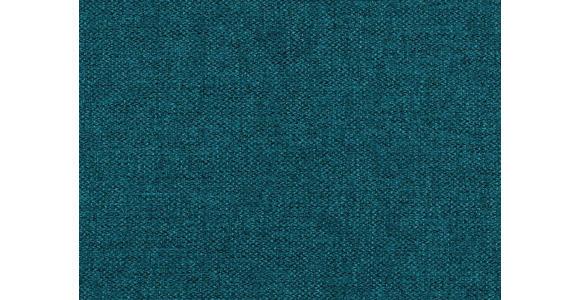 BOXSPRINGBETT 180 cm   x 200 cm   in Holz, Textil Eichefarben, Petrol - Eichefarben/Petrol, Design, Holz/Textil (180/200cm) - Linea Natura