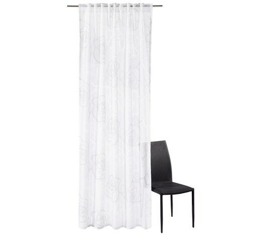 FERTIGVORHANG  halbtransparent  135/245 cm   - Taupe, Design, Textil (135/245cm) - Esposa