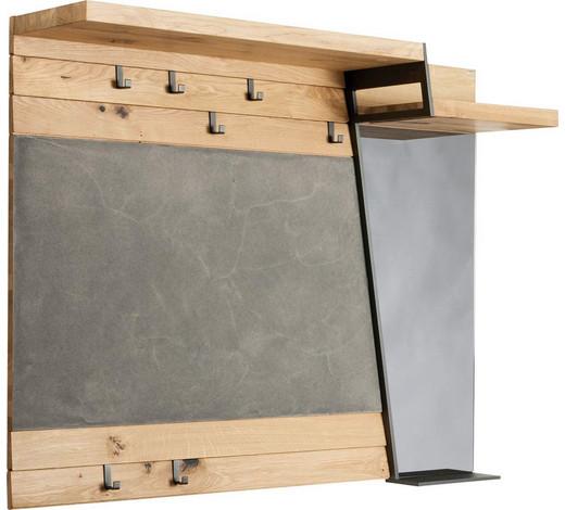 Garderobenpaneel eiche furniert mehrschichtige for Garderobenpaneel grau