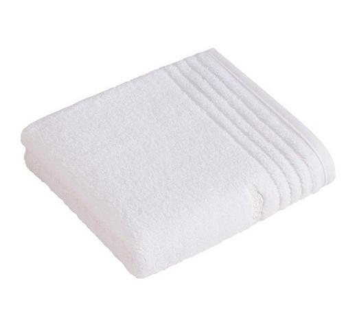 HANDTUCH 50/100 cm  - Weiß, Basics, Textil (50/100cm) - Vossen