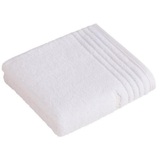 RUČNÍK - bílá, Basics, textilie (50/100cm) - Vossen