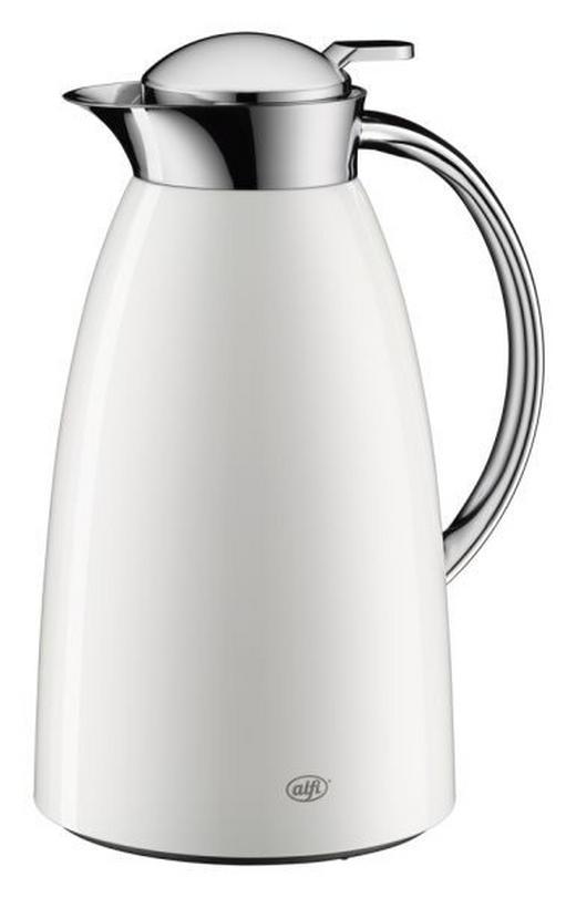 ISOLIERKANNE 1,0 L - Weiß, Basics, Metall (1.0l) - ALFI