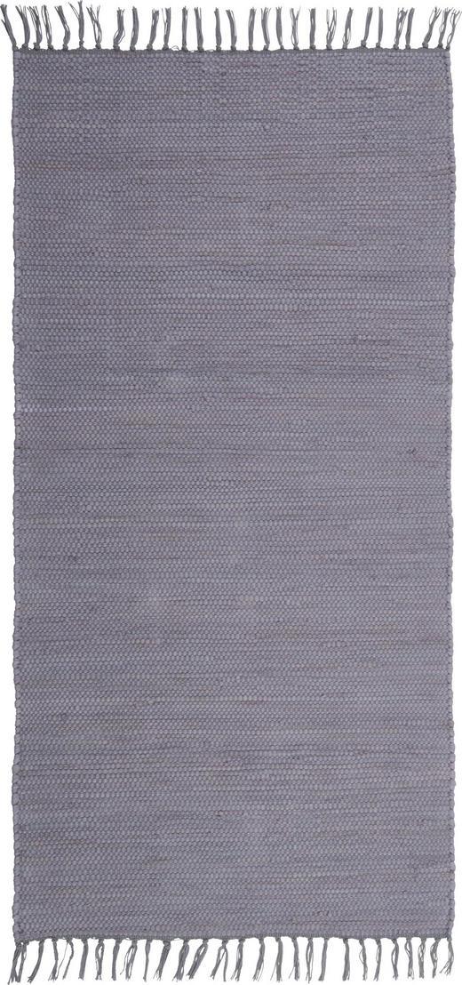 FLECKERLTEPPICH  60/120 cm  Grau - Grau, LIFESTYLE, Textil (60/120cm) - Boxxx