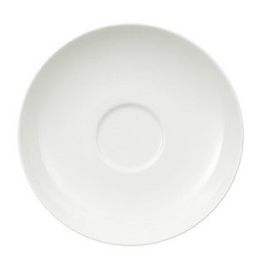 UNTERTASSE - Weiß, Basics, Keramik (15cm) - Villeroy & Boch