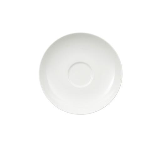 UNTERTASSE - Weiß, KONVENTIONELL, Keramik (15cm) - Villeroy & Boch