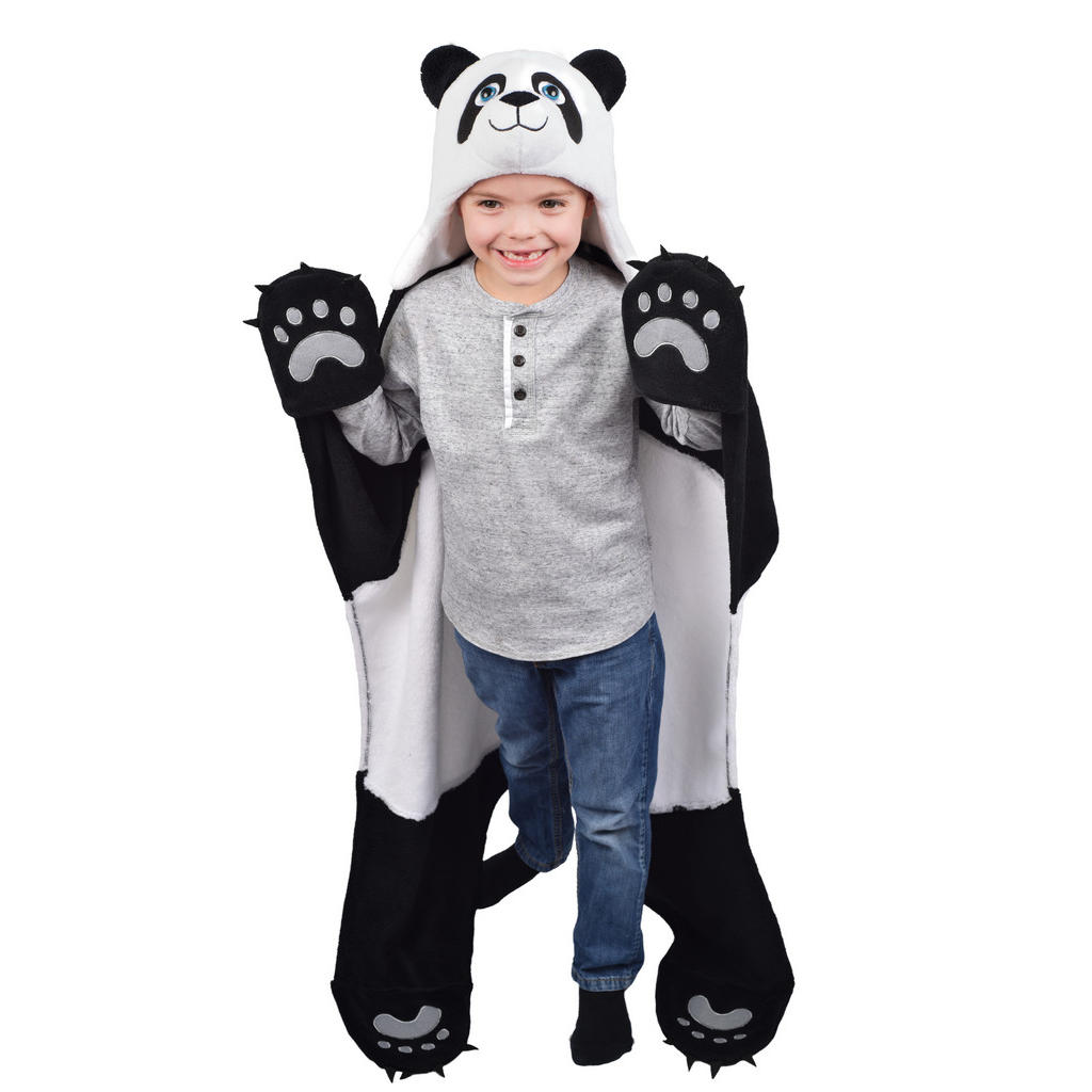 XXXLutz Umhang panda