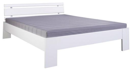 FUTONBETT 140/200 cm - Weiß, Design, Textil (140/200cm) - Carryhome