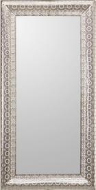 SPIEGEL Silberfarben - Silberfarben, LIFESTYLE, Glas/Metall (80/160/6cm) - LANDSCAPE