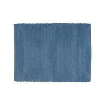 PROSTÍRÁNÍ - modrá, Basics, textil (35/46cm) - Linum