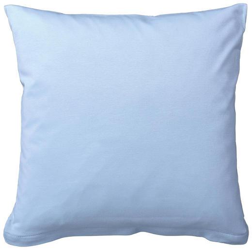 KISSENHÜLLE Hellblau 80/80 cm - Hellblau, Basics, Textil (80/80cm) - Schlafgut