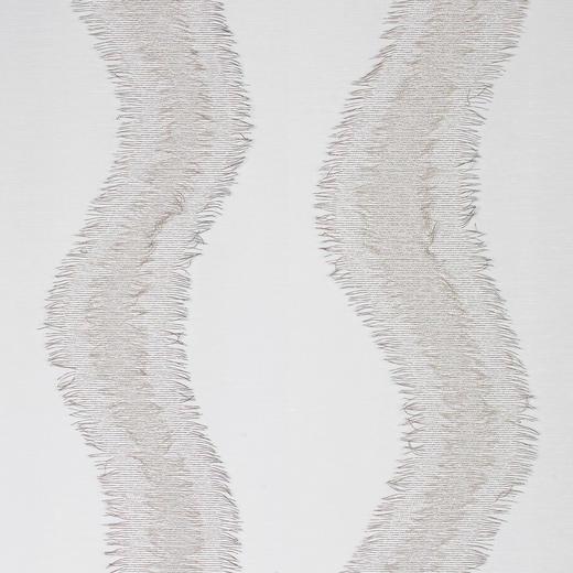 Flächenvorhang per LFM in Braun - Braun, Design, Textil (60cm) - Novel