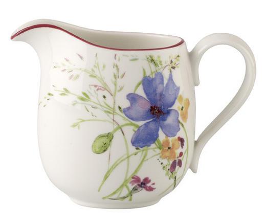MILCHKÄNNCHEN 300 ml - Multicolor/Weiß, KONVENTIONELL, Keramik (0,3cm) - Villeroy & Boch