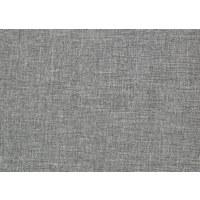 BOXSPRINGBETT 'OCEAN' Webstoff 200/200 cm  INKL. Topper  - Schwarz/Grau, Design, Holz/Textil (200/200cm) - Novel